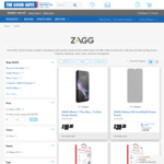 ZAGG Screen Protectors for iPhone 11 Pro Max/XS Max $10ea + Delivery and Samsung S9/S9+, Note 10/10+ $10ea @ The Good Guys