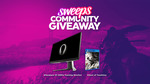 Win an Alienware 25 240Hz Gaming Monitor & Ghost of Tsushima Game from Sweeps