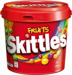 Skittles Fruit Party Bucket, 720g: $8 + Delivery ($0 with Prime / $39 Spend) @ Amazon AU