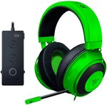 [Prime] Razer Kraken Tournament Edition Gaming Headset $61.49 (Green), $71.20 (Black), Basilisk V2 Mouse $78 Del @ Amazon UK/AU