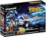 Playmobil Back to The Future Delorean $50.06 + Delivery ($0 with Prime) @ Amazon UK via AU