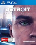 [PS4] Detroit: Become Human $18 + Delivery ($0 with Prime/ $39 Spend) @ Amazon AU