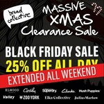 [VIC] Apparel + Footwear Sales Up to 70% off+ Extra 25% @ Brand Collective (Northcote)