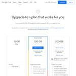 50% off Large Plans (eg 10TB @ $62.49pm) @ Google One