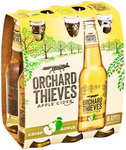 Orchard Thieves Apple Cider Bottles 330ml Six Pack for $11 @ BWS