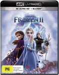 Frozen 2 (4K Ultra HD + Blu-ray) $13.99 + Delivery ($0 with Prime/ $39 Spend) @ Amazon AU