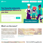 [WA] Free Delivery at Select Restaurants ($10 Min Spend) @ Deliveroo (Perth)