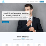 [NSW] 30% off Dry Cleaning & Ironing Service (Sutherland Shire & St George Area) @ Crisp Ironing