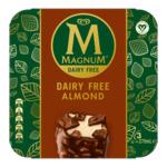 ½ Price Magnum Dairy Free Vegan Sticks 3pk $3.50 @ Coles