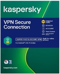Kaspersky 2021 VPN Security for 5 Devices 1 Year Digital License $19.99 @ SaveOnIT