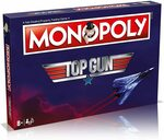 Monopoly - Top Gun or Ford Editions - $19 (Save $40) + Delivery @ Amazon AU ($0 Prime/ $39) / @ BIG W ($0 C&C)