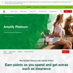 St George Amplify Platinum Qantas Card: 60,000 Bonus QFF Points with $3,000 Spend in 90 Days, $99 Annual Fee @ St George