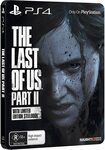 [PS4] The Last of Us Part 2 (Exclusive Limited Edition Steelbook) $50 Delivered (RRP $109.95) @ Amazon AU