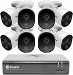 Swann 1080p Full HD 1TB HDD 8x Thermal Sensing Weatherproof Cameras Home Security Kit $449 Delivered @ Amazon AU
