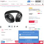 Bose QC35 QuietComfort 35 Wireless Headphones II (Black) $259.99 Shipped (HK Import) @ Heybattery via Kogan