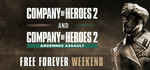 [PC] Free - Company of Heroes 2 & Company of Heroes 2: Ardennes Assault @ Steam