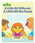 [eBook] Free - Sesame Street Autism Children's Book (A Little Bit Different, A Little Bit The Same) @ Amazon