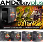 [eBay Plus] AMD Ryzen 5 5600X CPU $373.62 Delivered @ gg.tech365, Futu Online & Shopping Express eBay