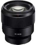 Sony FE 85mm f/1.8 Camera Lens $612 ($562 after $50 Cashback) Delivered @ Camera Warehouse