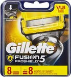 [Prime] Gillette Fusion5 ProShield Cartridges 8 Pack $21.80 Delivered @ Amazon AU