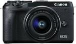 Canon EOS M6 Mark II with EF-M 15-45mm f/3.5-6.3mm lens and EVF $1057 + Delivery ($0 C&C) @ Harvey Norman