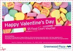 $5 off Selected Greenwood Food Court Stores, North Sydney