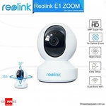 Reolink E1 Zoom 5MP Wi-Fi PTZ Security Camera $67.95 / E1 Pro $51.95 + Delivery @ Shopping Square