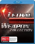 Lethal Weapon 1 - 4 [Blu-Ray] Complete Collection $19.98 at JB