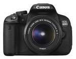 Canon 650D Camera Body $539, w/18-55mm Lens Kit $619, w/18-55+55-250mm Lens Kit $749 +Post @Kogan