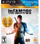 PS3 InFAMOUS Collection $24.00 from PlayAsia + Shipping