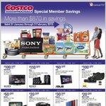 Costco Australia Coupons January 2013