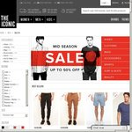 The Iconic Mid Season Sale - up to 50% off