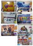 Assorted 3DS Games $24.83 @ Target (Zelda Oot, Kid Icarus, etc)