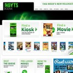 Free Hoyts Kiosk Movie Tomorrow - 7th of August