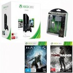 Xbox 360 E 250GB Bundle $228 (HDMI Cable, Halo 4?, Tomb Raider?) @ DSE