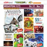 Megasteal Halloween Special, Estarland.com, PS4, XBOX One Games ~ $63 Delivered