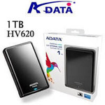 "62503 - $65 Ext HDD 2.5"" 1TB USB3.0 ADATA Portable Black + Delivery (Sydney Metro Free Delivery)"