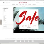 Esprit Summer Sale - over 500 Styles at up to 50% off: Womens, Mens & Kids