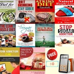 10 $0 Kindle eBooks: Addiction Cures, Budget, Depression, Dieting, Weight Loss, Lean Muscle Diet