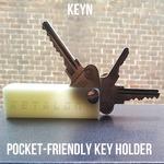 Keyn Pocket Key Holder - Launch Special $18 ($4 off) + Free Australia Shipping @ Ketalon