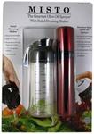 2pc Misto Stainless Steel Oil Sprayer & Salad Dressing Shaker $29.99, FreeShip @Online Mart