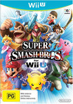Super Smash Bros Wii U Game $48 Big W ONLINE ONLY Wii U Screen Protect Kit $2 instore