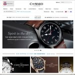 £50 off Christopher Ward Watches