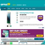 Samsung Galaxy S6 & S6 Edge $10/Month on $60/Month Optus Plan (2 Year Contract)