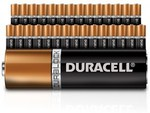 Duracell Batteries 36PK AAA/AA $18 Delivered (RRP $47.99) @ Outbax Camping eBay Group Deals