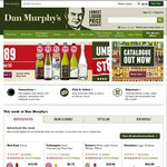 Dan Murphy's Free Delivery Code for $100+ Orders (Excludes Beer/RTDs)