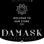 40% off All Damask Fragrances Scented Soy Candles. $18.00 ea + $5.50 Shipping