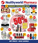 OPI Nail Enamel $2 BNE Healthyworld Pharmacy