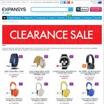 Parrot Zik 2.0 $225, Jabra Solemate $69, Beddit Smart Sleep Tracker $77, TDK Trek A26 $61 and More @ Expansys