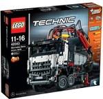 20% off Lego at The Hut. LEGO TECHNIC: MERCEDES-BENZ AROCS 3245 (42043) $234.89 Shipped